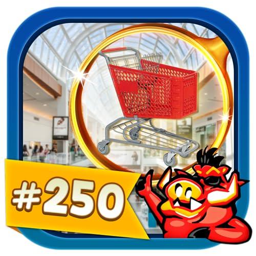 PlayHOG # 250 Hidden Object Games Free New - Big Mall