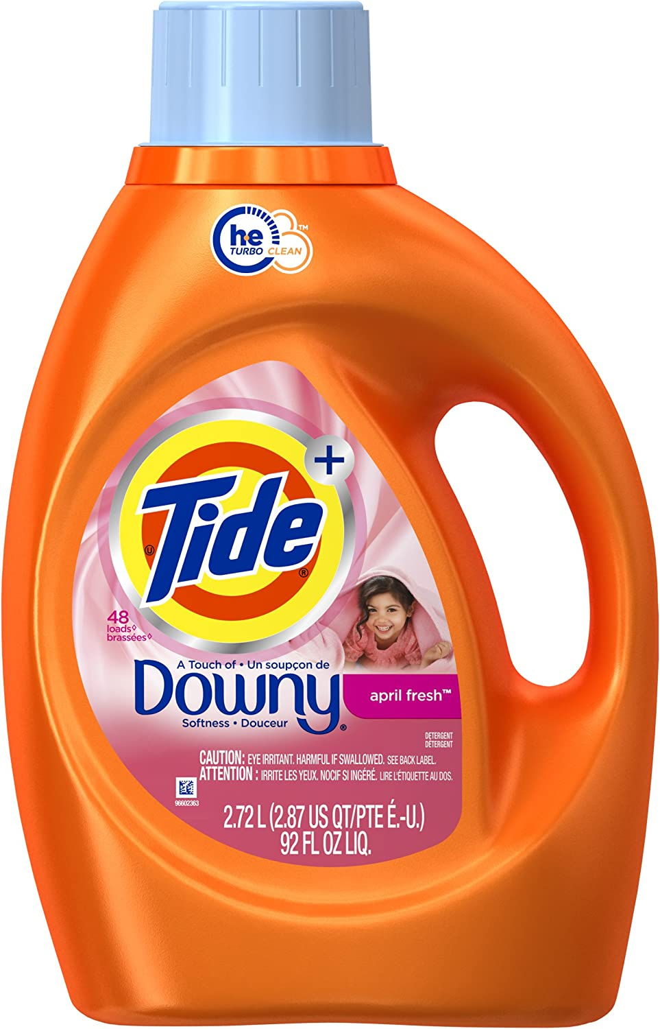 Tide Plus a Touch of Downy Reservation Laundry Efficiency Deterg High Max 73% OFF Liquid