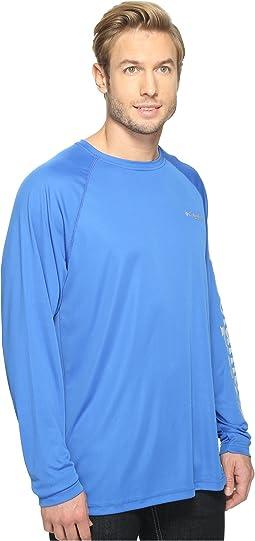 Vivid Blue/Cool Grey Logo