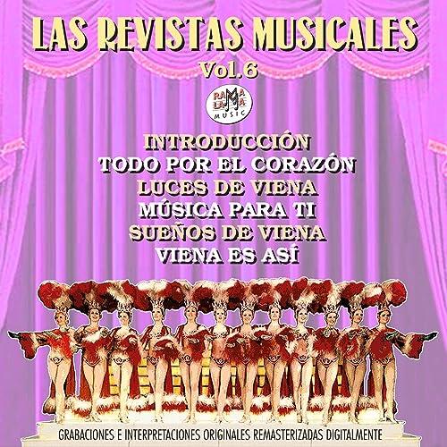 Las Revistas Musicales Vol. 6 (Remastered) de Various artists en ...