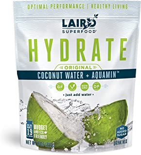 Laird Superfood Hydrate Coconut Water Original 8oz