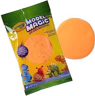 Crayola Model Magic, Neon Orange, 4 oz, Cy57-6001-0-094