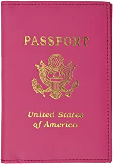 Best hot pink passport cover Reviews
