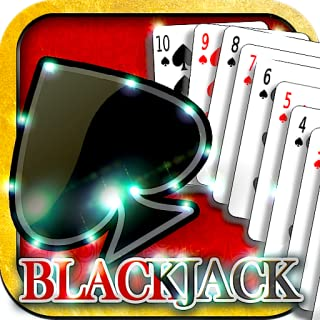 Classic Blackjack Lucky Push Bush Spades Blackjack 21 Free for Kindle Game Cards Free Game Tablets Mobile Kindle Fire Offl...