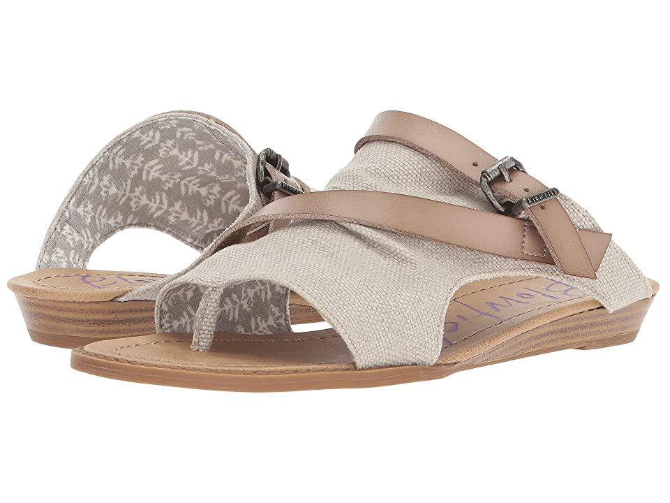Blowfish Barria (Birch Rancher Canvas/Dyecut PU) Women