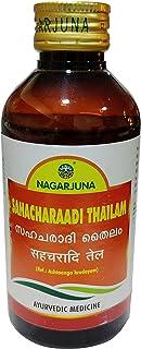 Nagarjuna Kerala Sahacharaadi Thailam 200 ml x Pack van 6