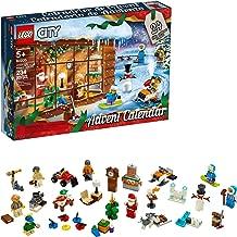 LEGO City Advent Calendar 60235 Building Kit, New 2019 (234 Pieces) (Renewed)