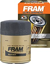 FRAM XG7317 Ultra Synthetic Spin-On Oil Filter with SureGrip