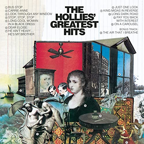 The Hollies' Greatest Hits by The Hollies on Amazon Music - Amazon com