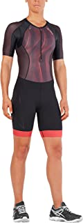Womens Compression Sleeved Trisuit