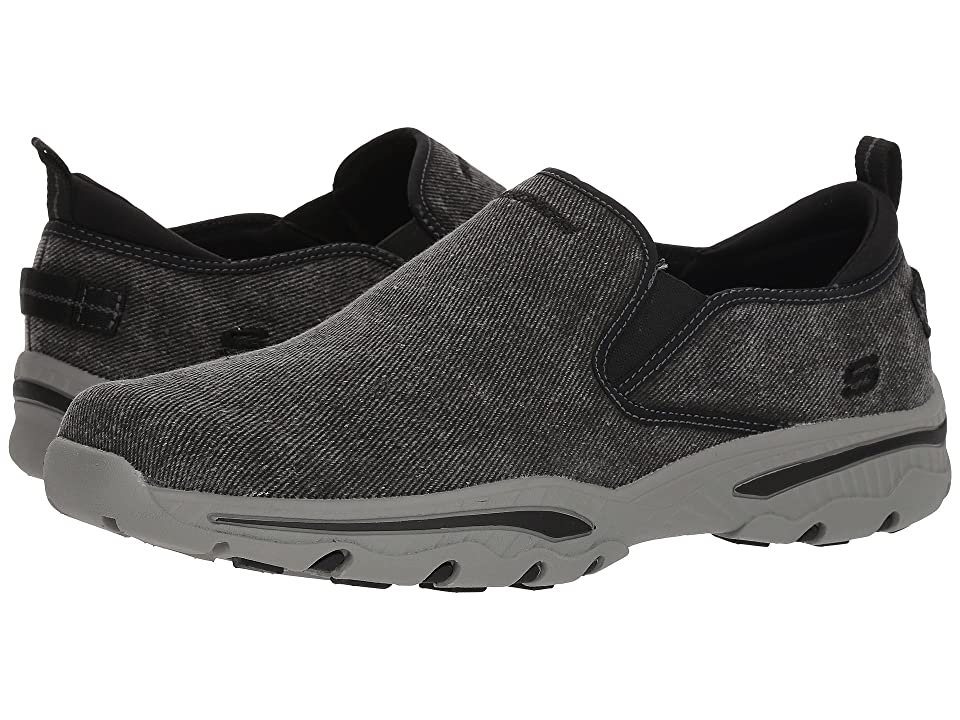 SKECHERS Creston Relect (Black) Men