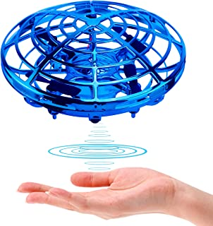 ShinePick UFO Mini Drohne, Kinder Spielzeug Handsensor Quadcopter..