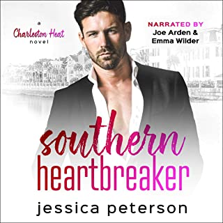 Southern Heartbreaker: A Single Dad Romance: Charleston Heat, Book 4