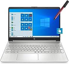 "$519 » 2020 HP 15 15.6"" Touchscreen Laptop Computer, 10th Gen Intel Core i3 1005G1 up to 3.4GHz (Beat i5-7200u), 8GB DDR4 RAM, 12..."