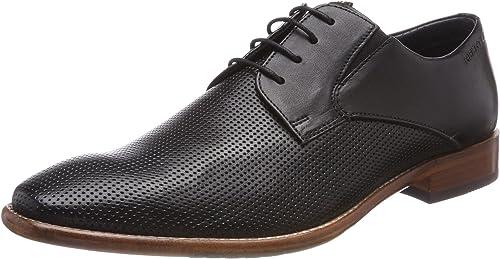 Daniel Hechter 811433021100, zapatos de Cordones Derby para Hombre