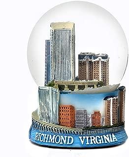 virginia snow globe