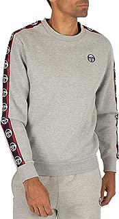 Sergio Tacchini Men's Delaco Sweatshirt, Grey