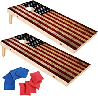 outdoor cornhole boards