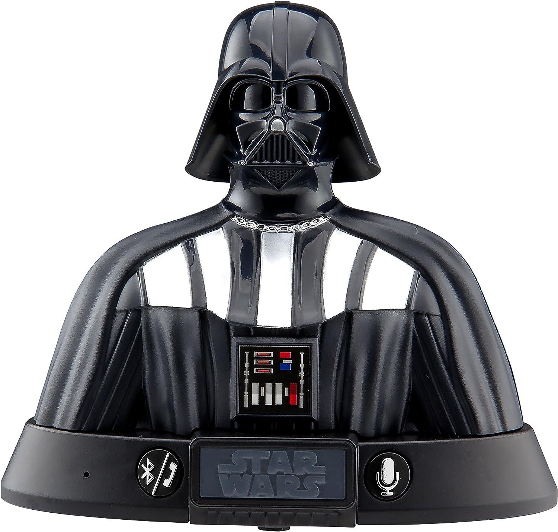 eKids Star Wars Darth Ranking TOP9 Vader Portable Speaker Rechargea Bluetooth 2021 spring and summer new