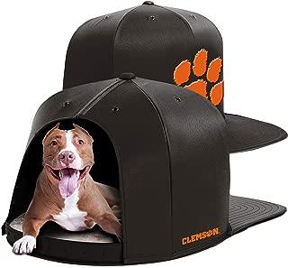 NAP CAP Clemson University Team Indoor Pet Bed (Available in 3 Sizes)
