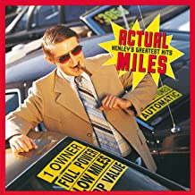 Best don henley actual miles henley's greatest hits Reviews