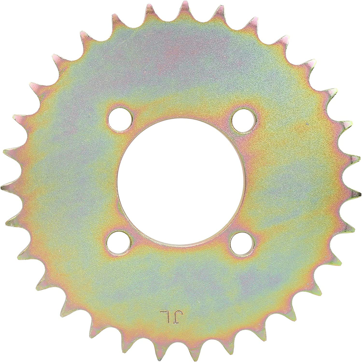 Fybida Sprocket Photo Printer Sprocket Accessories Lightweight Steel Material,for Electric Tricycles