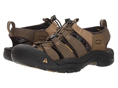 Keen Newport H2 Hydro (Dark Olive/Antique Bronze) Men