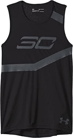Under Armour Kids - Steph Curry 30 Spear Tank (Big Kids)