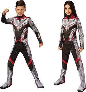 Rubie's Marvel: Avengers Endgame Child's Team Suit Costume, Large