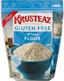 Krusteaz Gluten Free All Purpose Flour, 32 Oz Bag (Pack of 2)