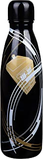Doctor Who Stainless Steel 16oz Water Bottle - with Gallifrey Tardis Design - Vacuum Insulated