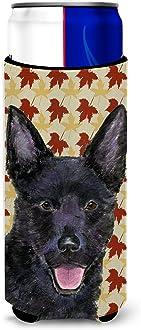 Carolines Treasures Mastiff Fall Leaves Portrait Night Light 6 x 4 Multicolor