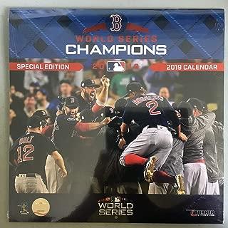 baseball wall calendar 2018