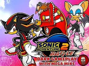 Sonic Adventure 2 Battle Dark Gameplay with Mega Mike