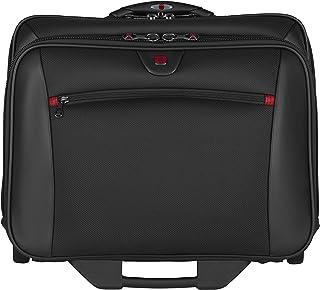 Wenger Potomac 2-Piece Business Set with Removable Laptop Slimcase 600661, Black
