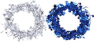 Best christmas tree ideas silver and blue Reviews