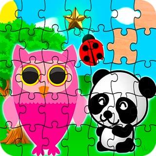 Animals Farm Puzzle Zoo