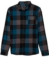 Motherfly Flannel Shirt (Big Kids)