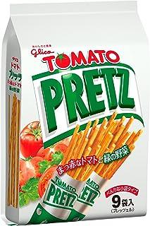 江崎グリコ トマトプリッツ<9袋> 134g