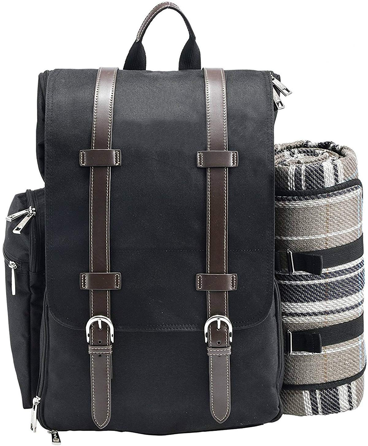 Backpack Portable Complete Stainless Waterproof