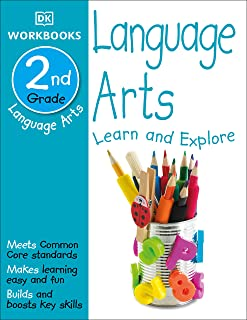DK Workbooks: Language Arts, Second Grade: Learn and Explore