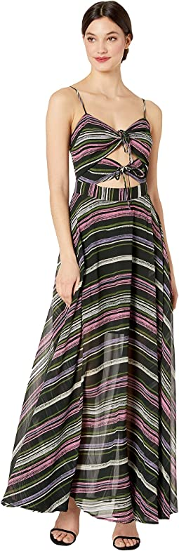 Chelsea Tie Knot Maxi Dress