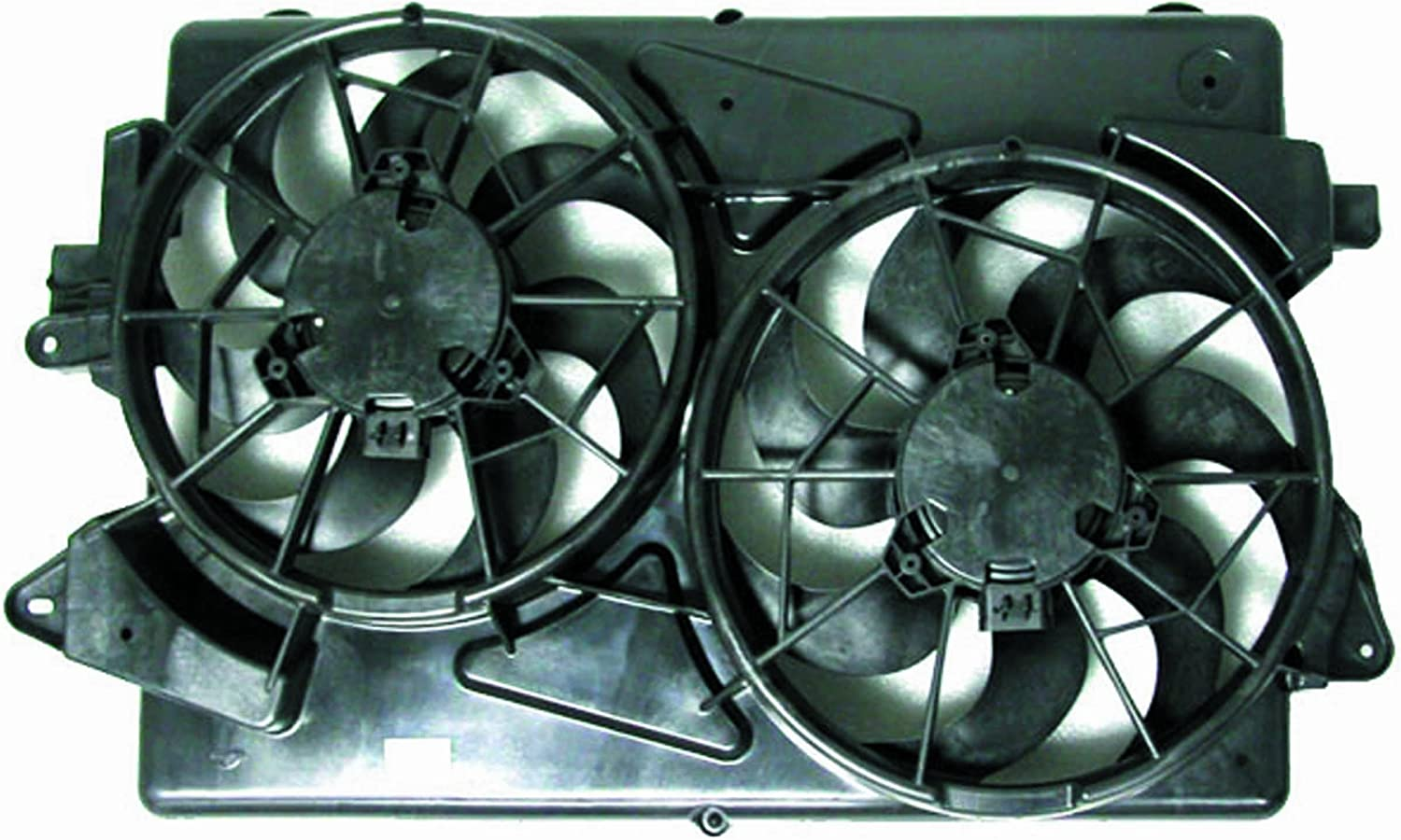 DEPO 335-55040-000 Replacement Engine Fan OFFicial store Cooling Assembly Fort Worth Mall This