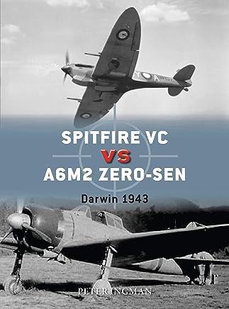 Spitfire VC vs A6M2/3 Zero-sen: Darwin 1943