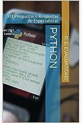 Python: 301 Perguntas e Respostas de Especialistas (Portuguese Edition) Kindle Edition