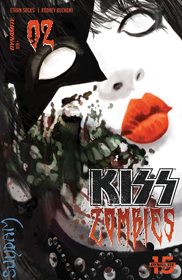 空洞試みる何でもKiss: Zombies #2 (English Edition)