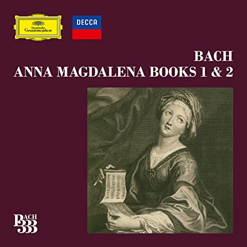 Bach 333: Complete Anna Magdalena Books 1 & 2