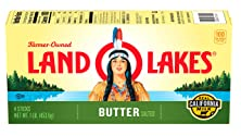Land O Lakes Salted Butter, 1 lb.