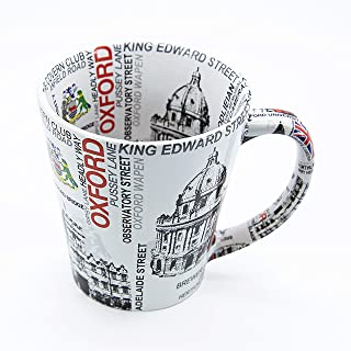 Sterling Product FM010 Premium Quality Ceramic Tea & Coffee Mug, 350 milliliters