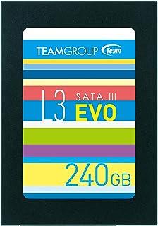 """Team 2.5"""""""" STD SATA3 L3 Evo 7mm 240GB"""